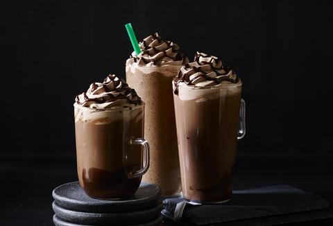 Starbucks Molten Chocolate Drinks Return For Valentine S
