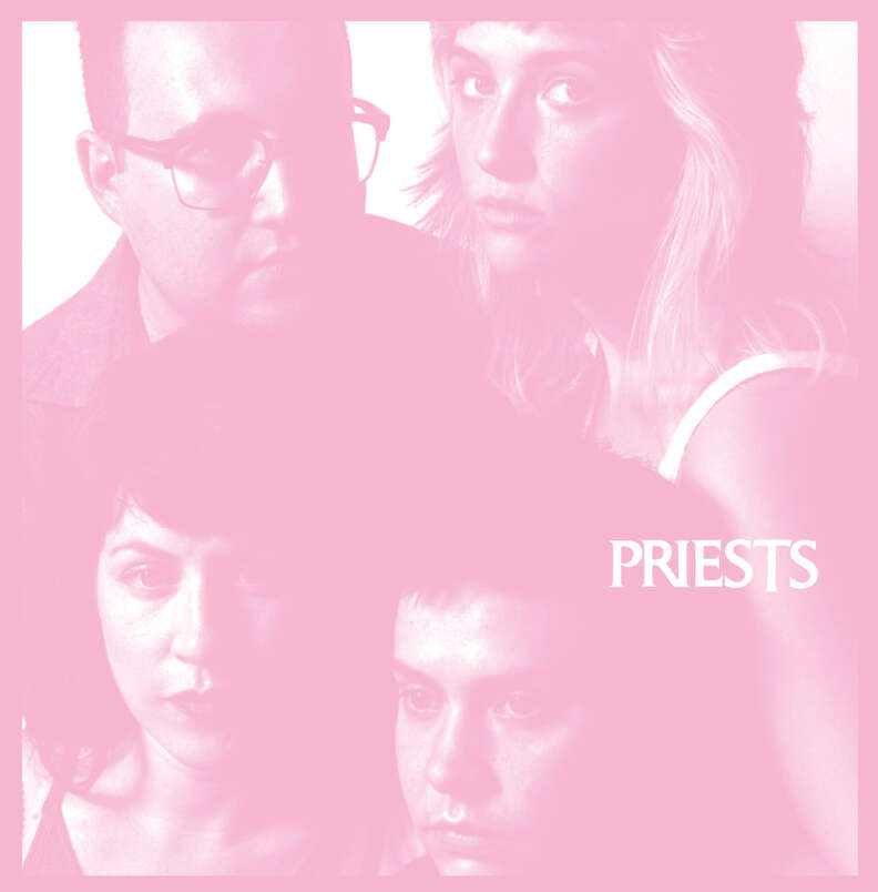 Priests Nothing Feels Normal