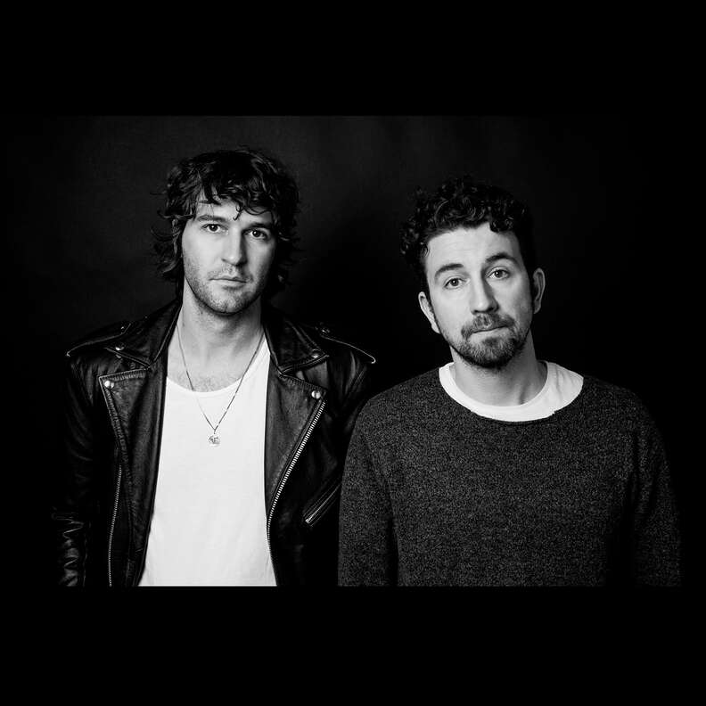 Japandroids Near to the Wild Heart of Life Album Cover