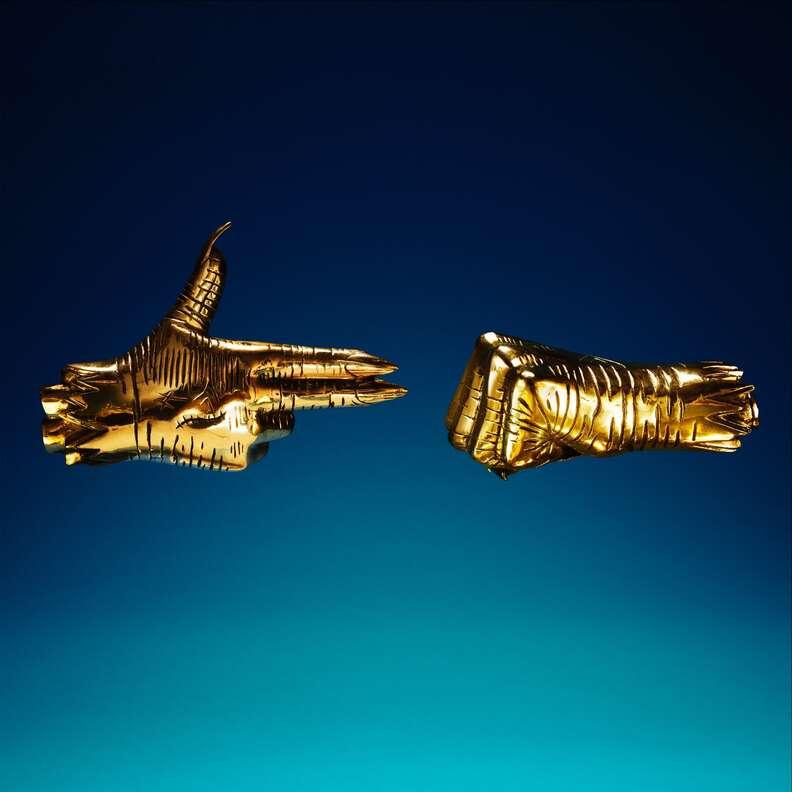 Run the Jewels 3 Album Cover