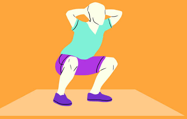 The 5 Best Bodyweight Exercises You Can Do