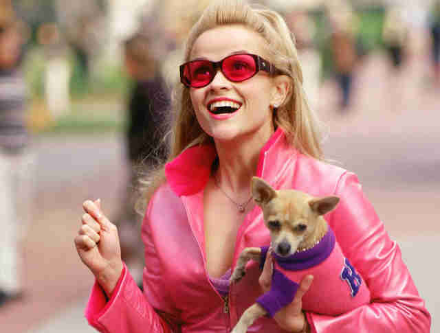 best movies streaming legally blonde