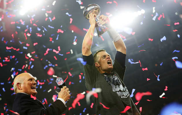 Get Ready Boston, the Patriots' Super Bowl Parade Is Set to Be a Raucous, Rainy Celebration