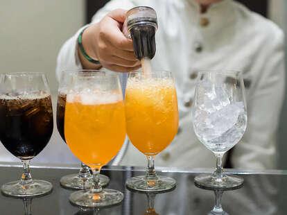 soda refills