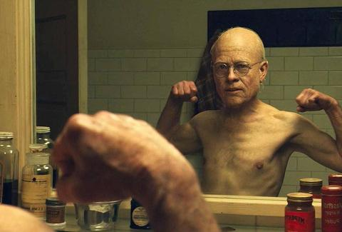 benjamin button still