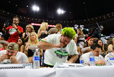 How Does the Wing Bowl Manage to Make 10,000 Chicken Wings Every Year?
