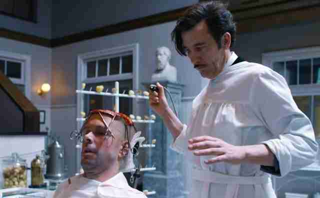 gross tv moments - the knick brain surgery