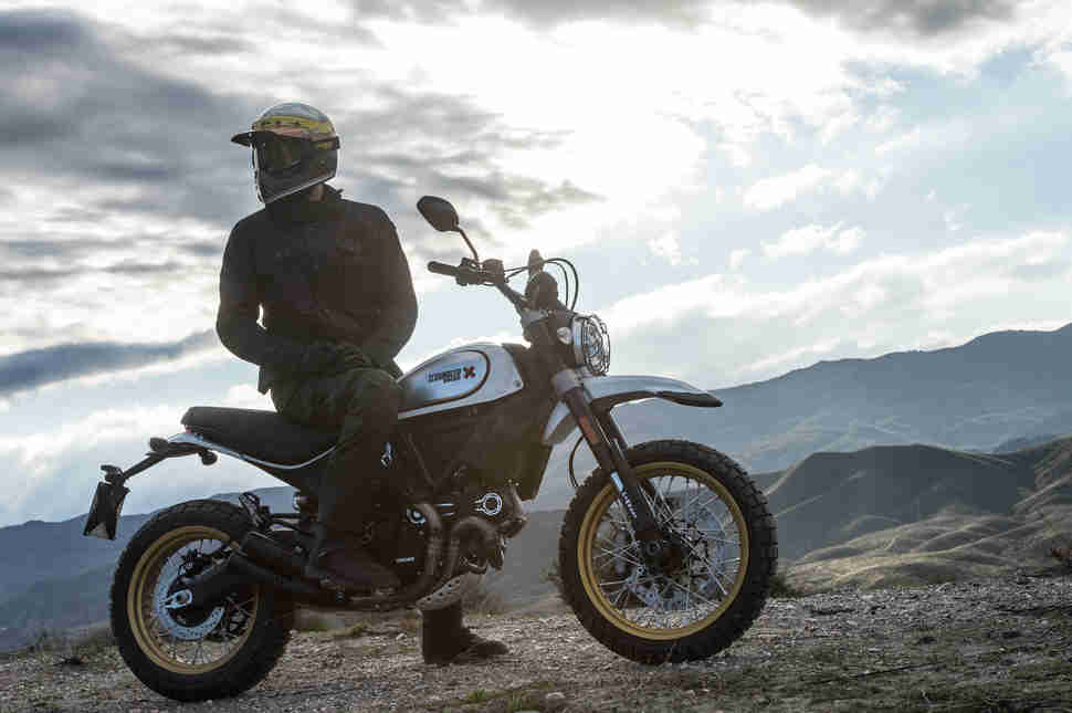 Scramblers are Great beginner bikes
