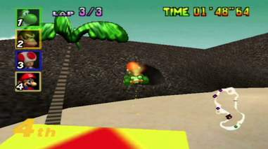 best mario kart courses koopa troopa beach