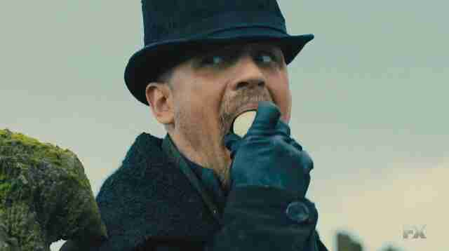 Tom Hardy Taboo Egg