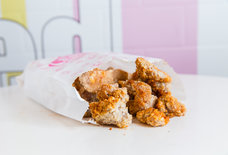 The Best Thing We Ate for Under $10 This Week: ViVi Bubble Tea's $3.50 Popcorn Chicken