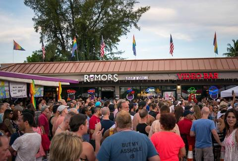 Rumors Bar and Grill