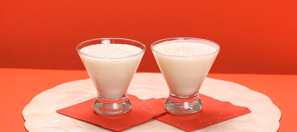 This White Chocolate Milk Punch Is the Only Valentine You Need