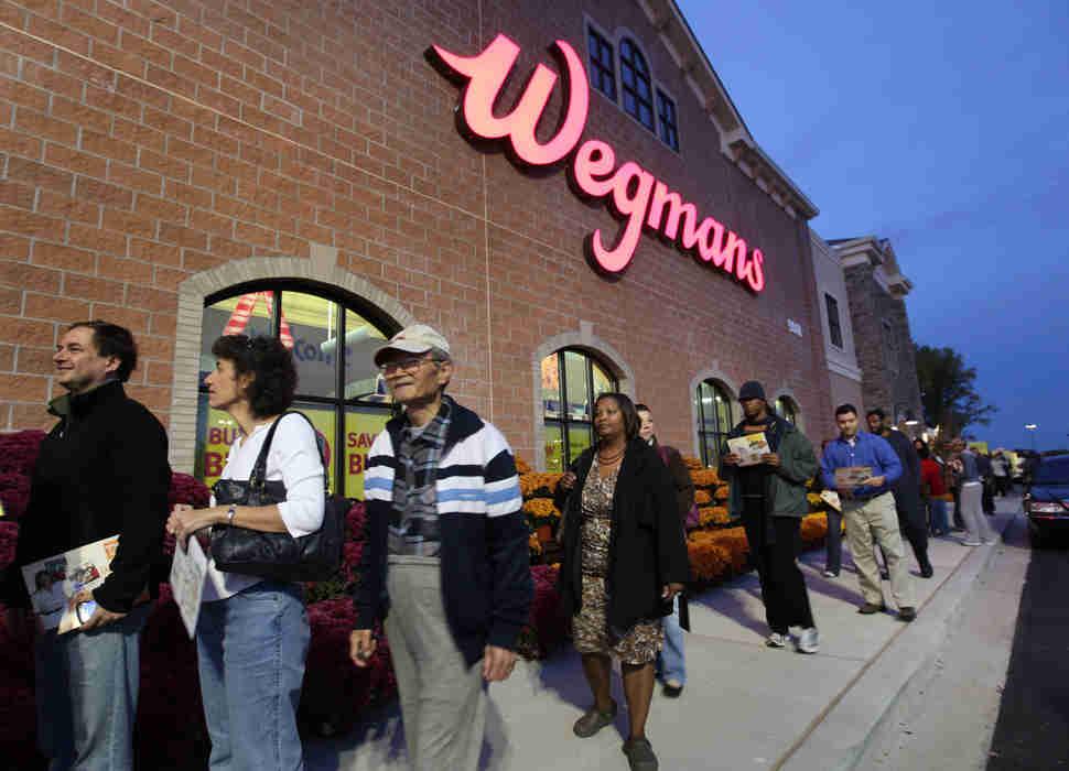 Wegmans Grocery Stores Have The Craziest Super Fans Thrillist