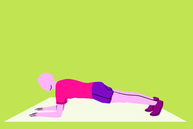 plank progression