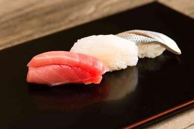 Ichimura sushi from NYC