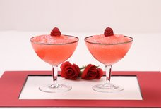 A Frozen Valentine Cocktail, for All Your Cold-Hearted Woes