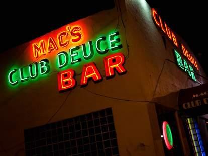 Mac's Club Deuce Miami Beach