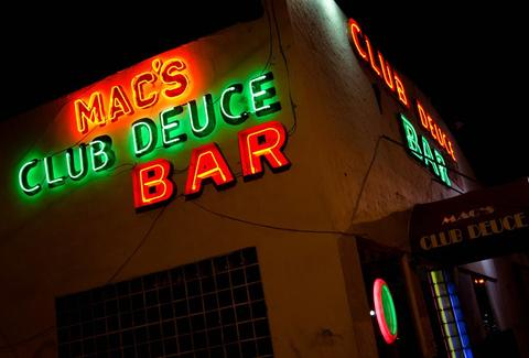 Mac's Club Deuce Miami Beach