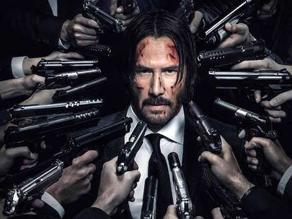 keanu reeves is the greatest living action star