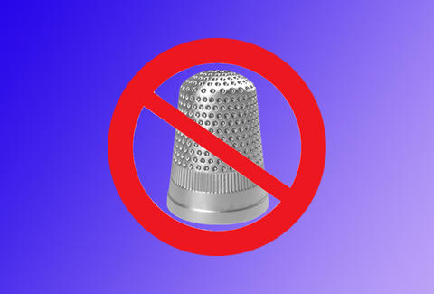 monopoly gets rid of the thimble