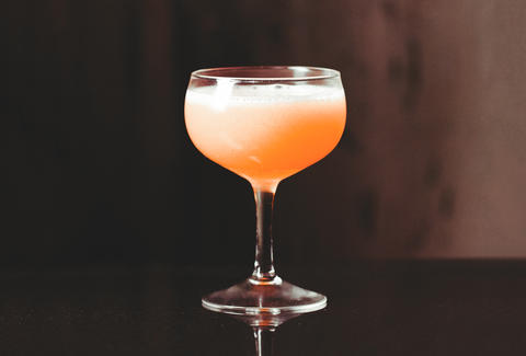 Naked and Famous Cocktail