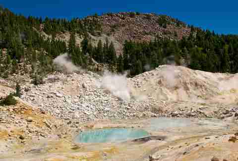 bumpass hell california