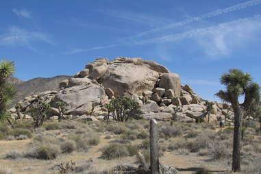 cap rock california