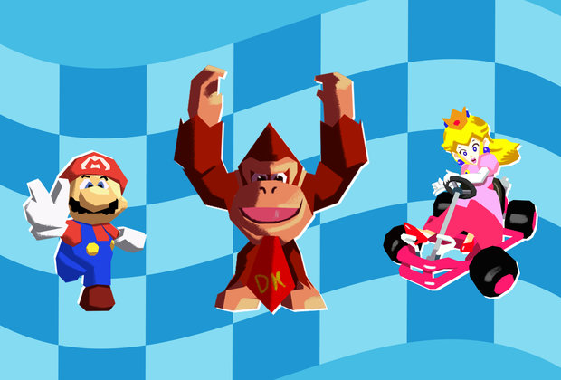 The 50 Greatest 'Mario Kart' Courses, Ranked