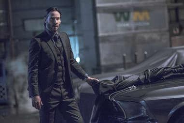 Keanu Reeves John Wick Chapter Two