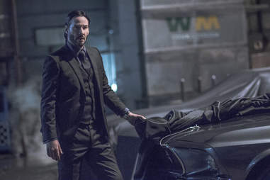 Keanu Reeves John Wick Chapter Two