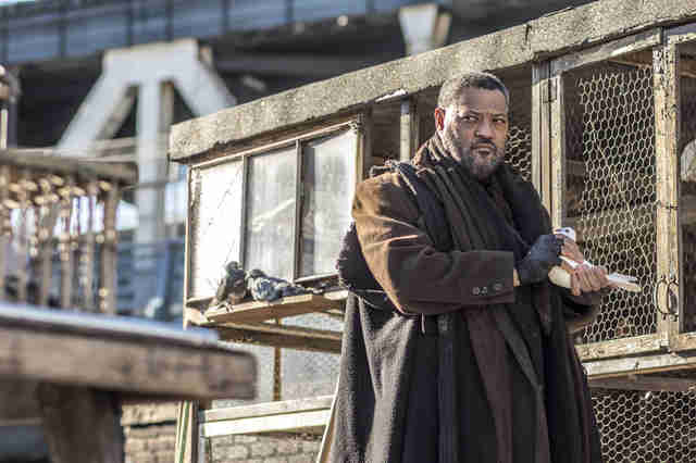 John Wick Chapter Two Laurence Fishburne