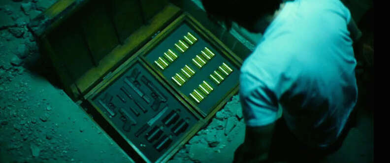 John Wick Two Keanu Reeves Gold Coins