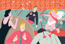 The Most Cringe-Worthy Valentine's Day Stories, According to Memphis Servers