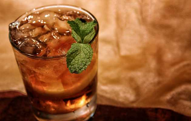 Are You Ready For Leather-Aged Cocktails?