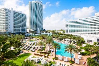 Miami Beach hotel