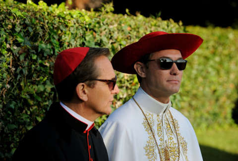 Young Pope Finale Jude Law