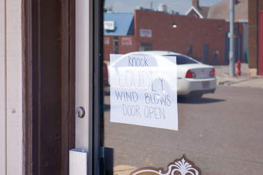 El Reno Wind Sign