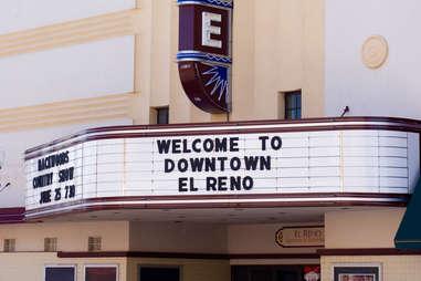 El Reno Theater