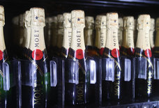 Finally, a Champagne Vending Machine Has Landed in the US