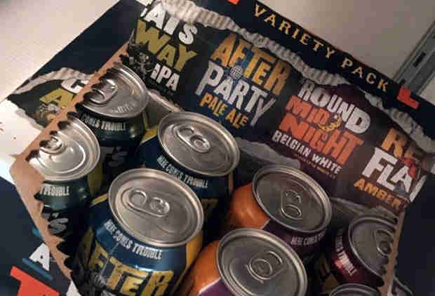 Walmart's Being Sued for Selling Fake Craft Beer
