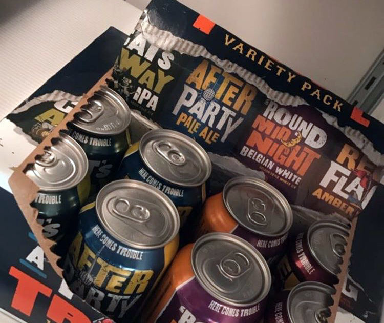 Walmart Sued For Selling Fake Craft Beer Made By Genesee