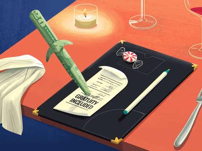 Tipping Illustration