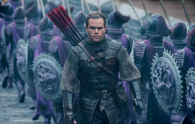 Matt Damon's Accent in 'The Great Wall' Is Goofy as Hell