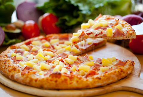 pinneapple pizza iceland president