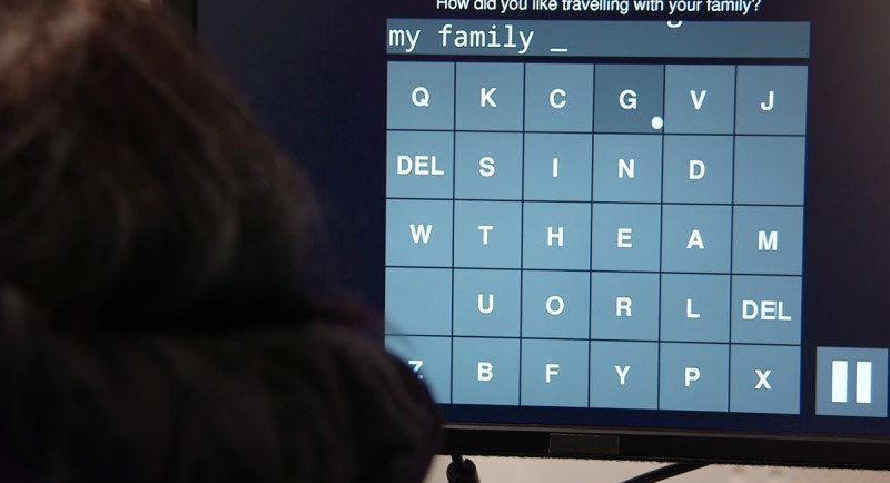 Watch This Machine Read Someone's Mind to Type Words