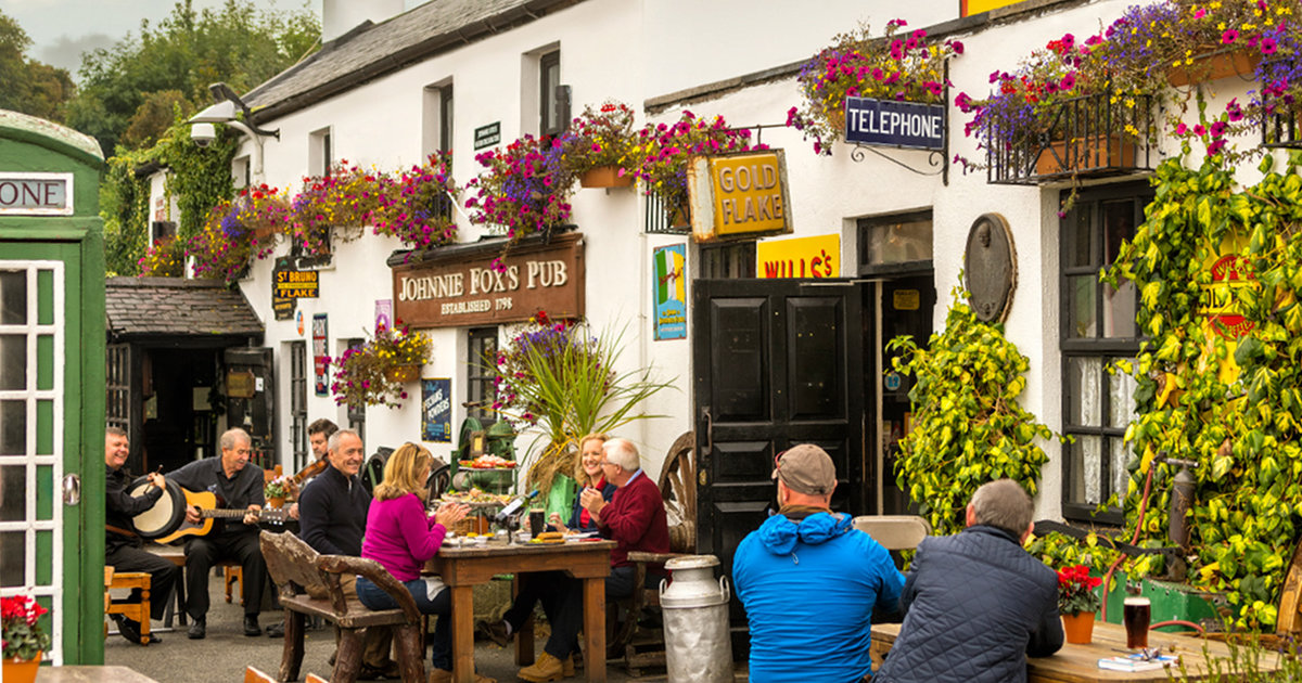 The 11 Most Unique Pubs of Ireland