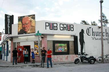 Churchill's Pub, Little Haiti