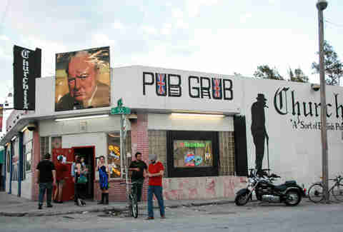 Churchill's Pub, Little Haiti