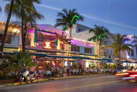 Ocean Drive Miami Sylvain Sonnet The Image Bank Getty